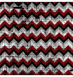 grunge ethnic texture vector image