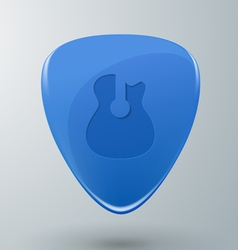 Guitar Pick vector