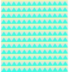 the background gray and blue zigzag vector image