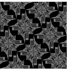 Art-deco pattern vector