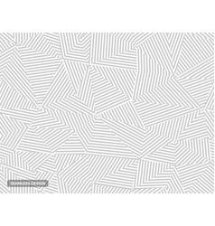 Geometric striped seamless pattern light creative vector