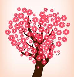 Cherry blossom 1 vector