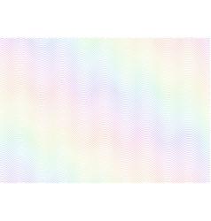Guilloche watermark texture textured passport vector