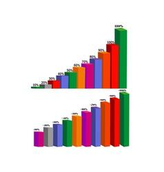 scale income vector image