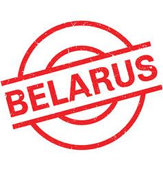 Belarus rubber stamp vector