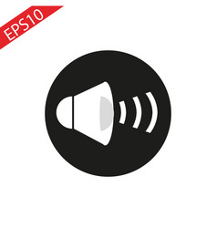 Volme down icon ui eps jpg picture flat app vector