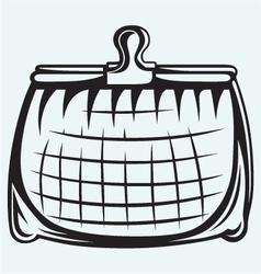 Full purse vector