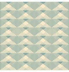 Geometric wallpaper pattern seamless background vector