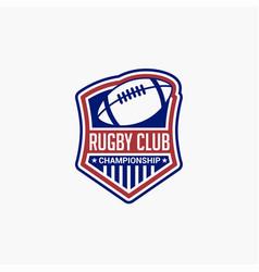 Rugclub badges logo-3 vector
