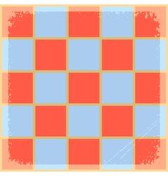 Background in chessboard vector