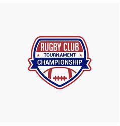 Rugclub badges logo-8 vector