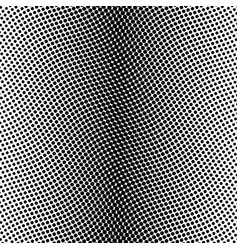 black halftone bilinear vertical gradient line of vector image