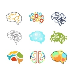 Brain Icon vector
