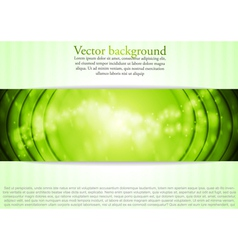 Light green business backdrop vector image vector image