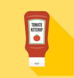 kketchup icon vector image