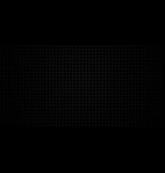3d black volume seamless pattern vector image