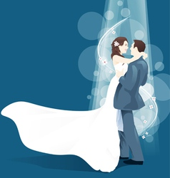 couples love vector image vector image
