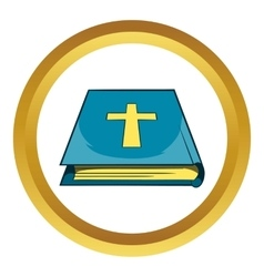 Book Of the Bible icon vector image