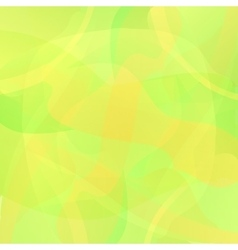 Abstract yellow geometric background vector image