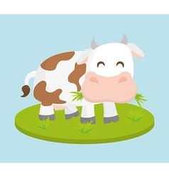 Farm animals design vector