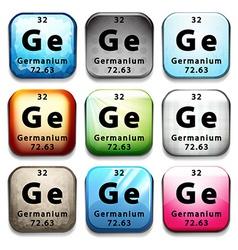 Germanium vector