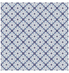 geometric wallpaper pattern vector image vector image