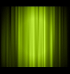 soft curtain vector image vector image