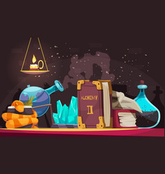 Alchemy objects vector