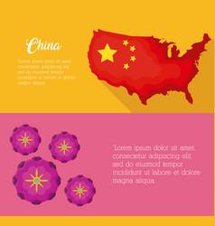 china culture design vector image