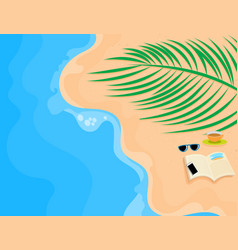 Holidays and relaxing vector