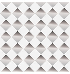 paper tunnel white vector image