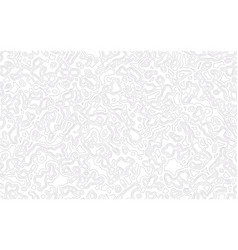Abstract background in light gray concentric lines vector