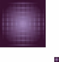 Dark Purple Checkerboard Abstract Background vector image