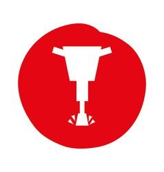 hammer design vector image