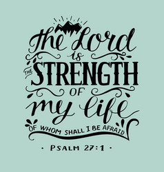 Strength Bible Verse Vector Images (51)