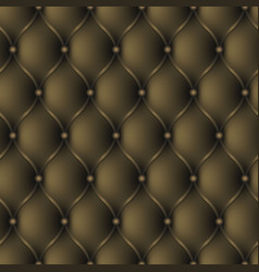 luxury leather sofa background template for your vector image