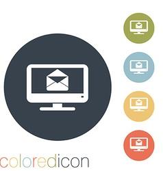Monitor letter envelope vector