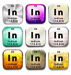 Indium vector