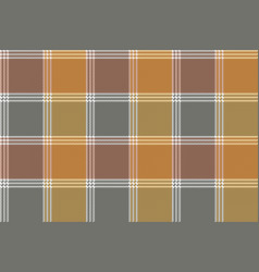retro mosaic plaid pixel seamless pattern vector image
