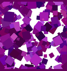 Abstract seamless chaotic square pattern vector
