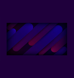 futuristic minimsl geometric background vector image