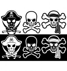 Jolly roger vector