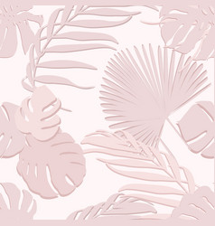 light pale pastel transparent seamless pattern vector image