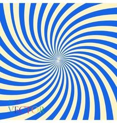 Stripes circle abstract vector