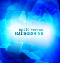 digital light background vector image vector image