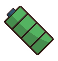 Battery representation icon image vector