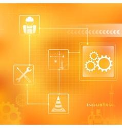 Industrial Background vector
