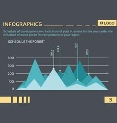 Info graphic company5 vector