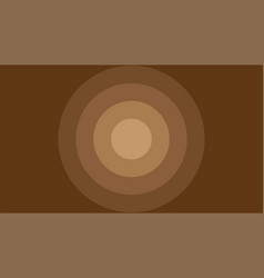Colorful brown ellipse abstract background design vector