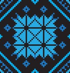 Ethnic ornament seamless pattern vector